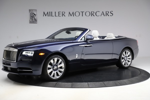 Used 2016 Rolls-Royce Dawn for sale Sold at Aston Martin of Greenwich in Greenwich CT 06830 3