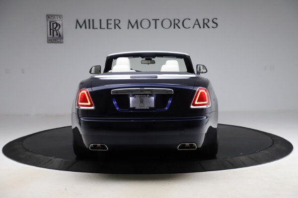 Used 2016 Rolls-Royce Dawn for sale Sold at Aston Martin of Greenwich in Greenwich CT 06830 7