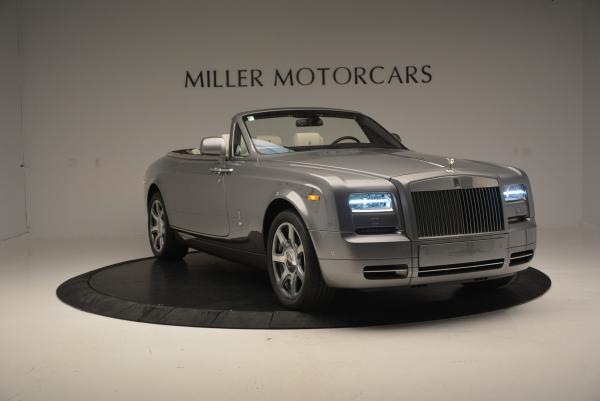 Used 2015 Rolls-Royce Phantom Drophead Coupe for sale Sold at Aston Martin of Greenwich in Greenwich CT 06830 11