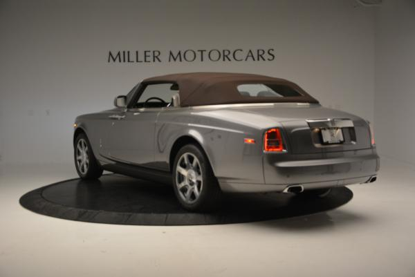 Used 2015 Rolls-Royce Phantom Drophead Coupe for sale Sold at Aston Martin of Greenwich in Greenwich CT 06830 18