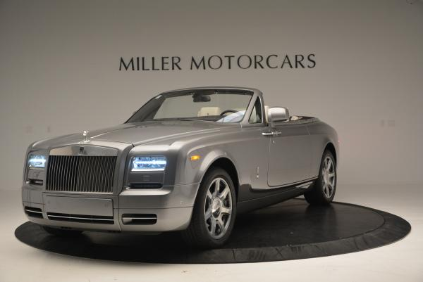 Used 2015 Rolls-Royce Phantom Drophead Coupe for sale Sold at Aston Martin of Greenwich in Greenwich CT 06830 2