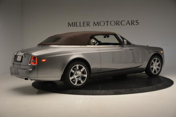 Used 2015 Rolls-Royce Phantom Drophead Coupe for sale Sold at Aston Martin of Greenwich in Greenwich CT 06830 21