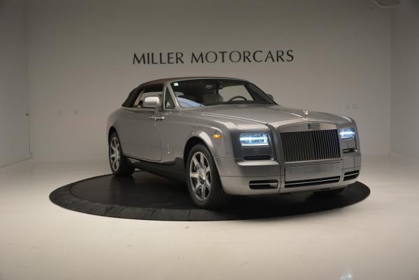 Used 2015 Rolls-Royce Phantom Drophead Coupe for sale Sold at Aston Martin of Greenwich in Greenwich CT 06830 24