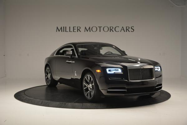 Used 2017 Rolls-Royce Wraith for sale Sold at Aston Martin of Greenwich in Greenwich CT 06830 10