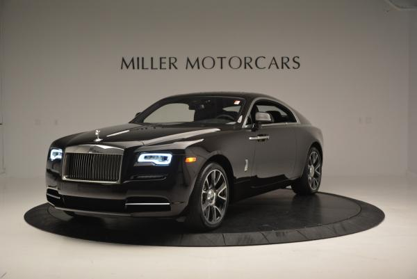 Used 2017 Rolls-Royce Wraith for sale Sold at Aston Martin of Greenwich in Greenwich CT 06830 2