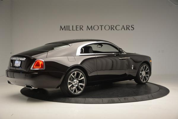 Used 2017 Rolls-Royce Wraith for sale Sold at Aston Martin of Greenwich in Greenwich CT 06830 7