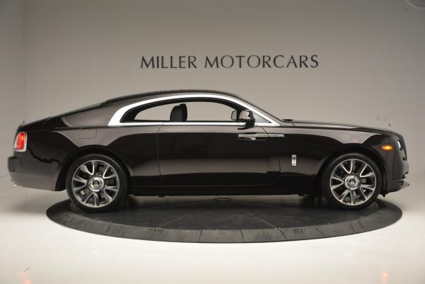 Used 2017 Rolls-Royce Wraith for sale Sold at Aston Martin of Greenwich in Greenwich CT 06830 8