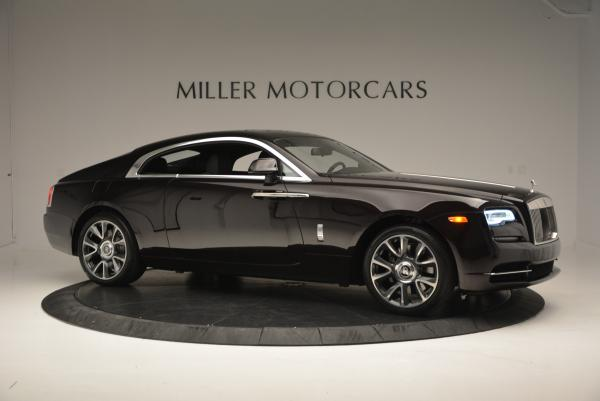 Used 2017 Rolls-Royce Wraith for sale Sold at Aston Martin of Greenwich in Greenwich CT 06830 9