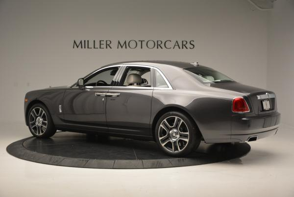 Used 2016 Rolls-Royce Ghost for sale Sold at Aston Martin of Greenwich in Greenwich CT 06830 5