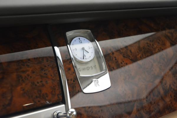 Used 2013 Rolls-Royce Ghost for sale Sold at Aston Martin of Greenwich in Greenwich CT 06830 20