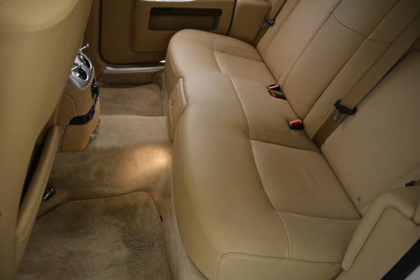 Used 2013 Rolls-Royce Ghost for sale Sold at Aston Martin of Greenwich in Greenwich CT 06830 24