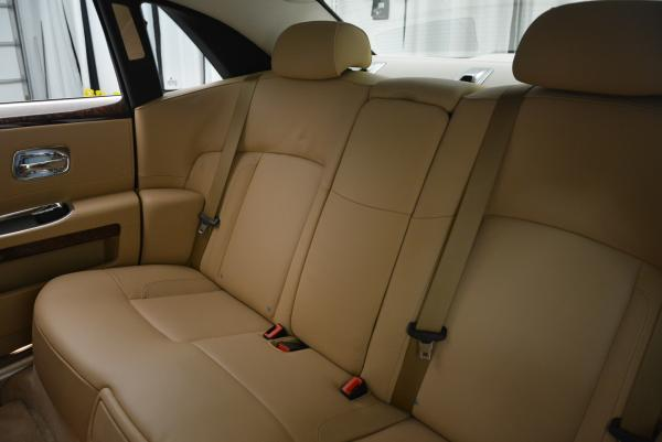 Used 2013 Rolls-Royce Ghost for sale Sold at Aston Martin of Greenwich in Greenwich CT 06830 25