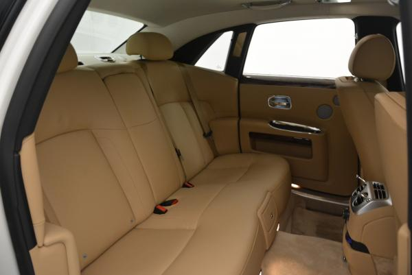 Used 2013 Rolls-Royce Ghost for sale Sold at Aston Martin of Greenwich in Greenwich CT 06830 28