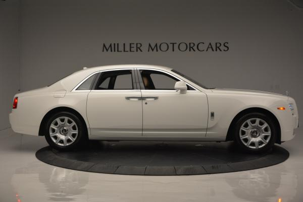 Used 2013 Rolls-Royce Ghost for sale Sold at Aston Martin of Greenwich in Greenwich CT 06830 9