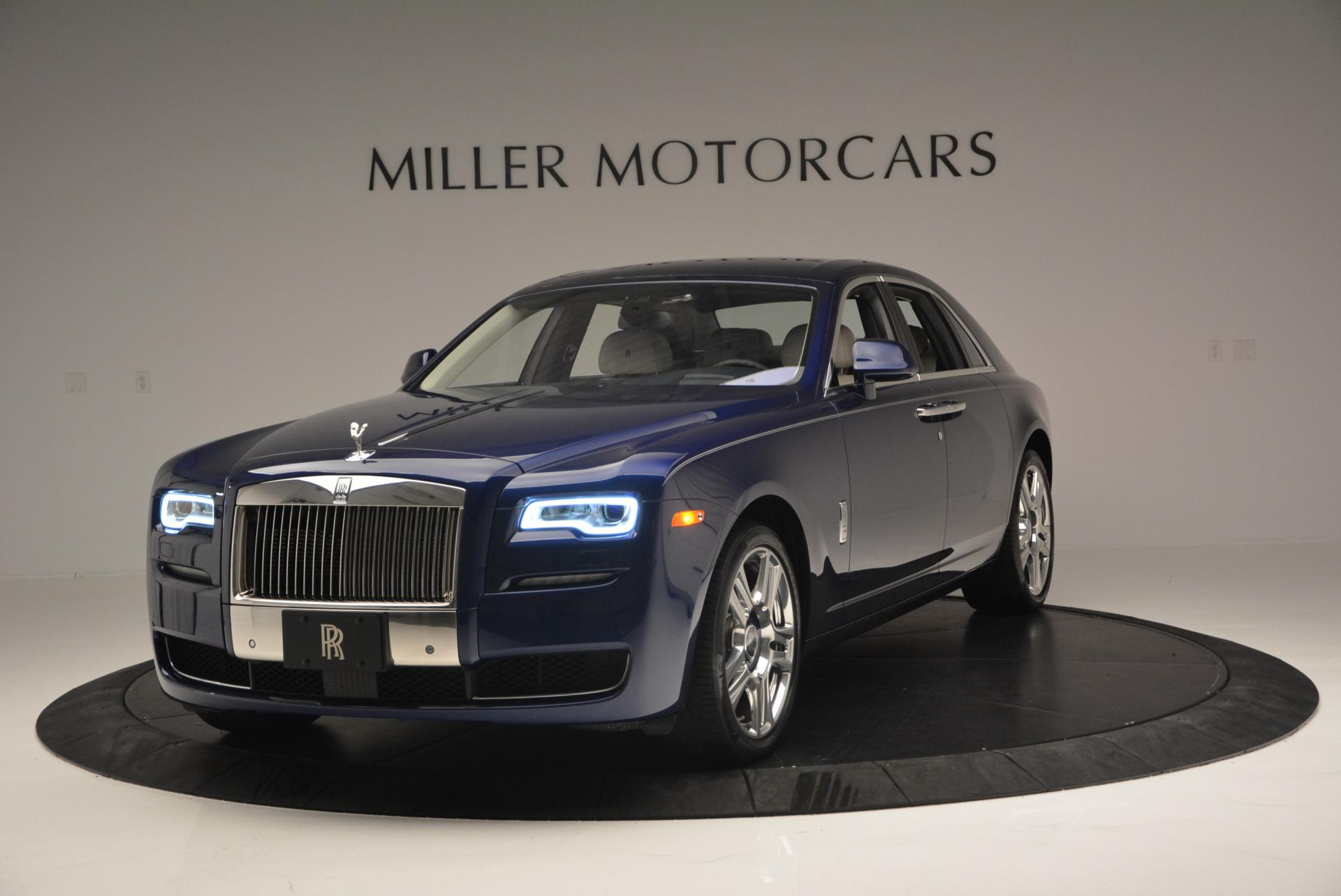 Used 2016 Rolls-Royce Ghost Series II for sale Sold at Aston Martin of Greenwich in Greenwich CT 06830 1