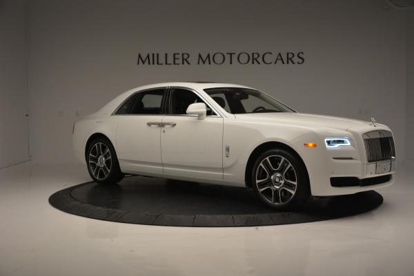 Used 2017 Rolls-Royce Ghost for sale Sold at Aston Martin of Greenwich in Greenwich CT 06830 10