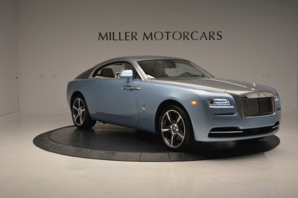 Used 2015 Rolls-Royce Wraith for sale Sold at Aston Martin of Greenwich in Greenwich CT 06830 11