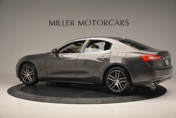 Used 2017 Maserati Ghibli S Q4  EX-LOANER for sale Sold at Aston Martin of Greenwich in Greenwich CT 06830 4