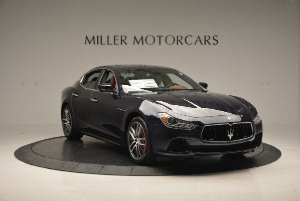 Used 2017 Maserati Ghibli S Q4 - EX Loaner for sale Sold at Aston Martin of Greenwich in Greenwich CT 06830 11