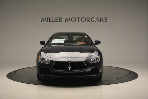 Used 2017 Maserati Ghibli S Q4 - EX Loaner for sale Sold at Aston Martin of Greenwich in Greenwich CT 06830 12