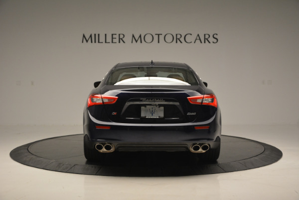 Used 2017 Maserati Ghibli S Q4 - EX Loaner for sale Sold at Aston Martin of Greenwich in Greenwich CT 06830 6