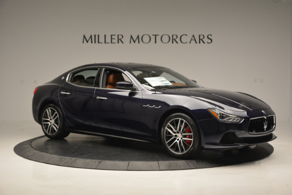 Used 2017 Maserati Ghibli S Q4 - EX Loaner for sale Sold at Aston Martin of Greenwich in Greenwich CT 06830 10