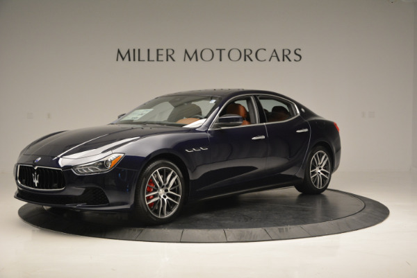 Used 2017 Maserati Ghibli S Q4 - EX Loaner for sale Sold at Aston Martin of Greenwich in Greenwich CT 06830 2