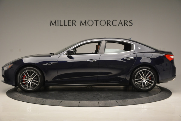 Used 2017 Maserati Ghibli S Q4 - EX Loaner for sale Sold at Aston Martin of Greenwich in Greenwich CT 06830 3
