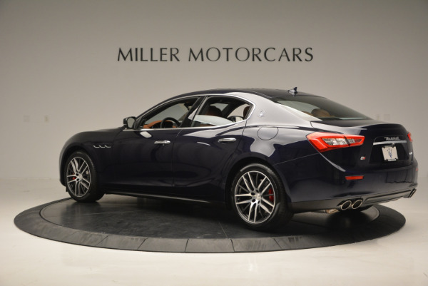 Used 2017 Maserati Ghibli S Q4 - EX Loaner for sale Sold at Aston Martin of Greenwich in Greenwich CT 06830 4