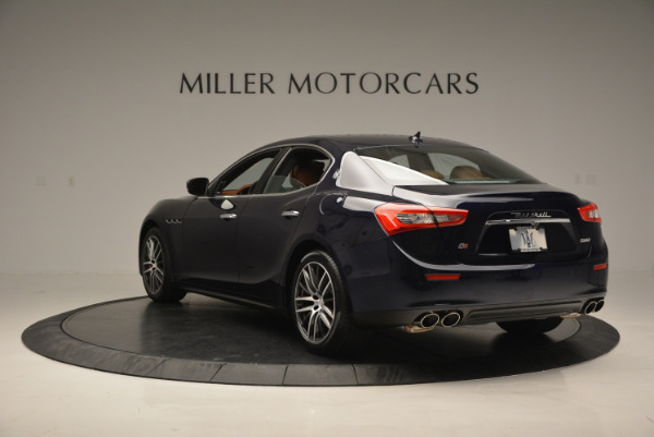 Used 2017 Maserati Ghibli S Q4 - EX Loaner for sale Sold at Aston Martin of Greenwich in Greenwich CT 06830 5