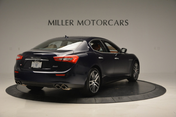 Used 2017 Maserati Ghibli S Q4 - EX Loaner for sale Sold at Aston Martin of Greenwich in Greenwich CT 06830 7