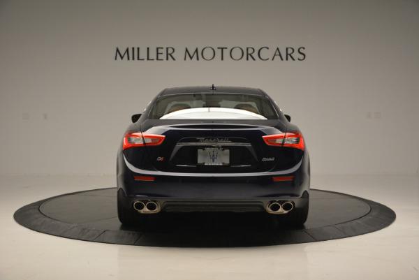 New 2017 Maserati Ghibli S Q4 for sale Sold at Aston Martin of Greenwich in Greenwich CT 06830 6