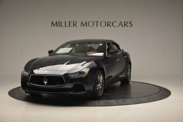 New 2017 Maserati Ghibli S Q4 for sale Sold at Aston Martin of Greenwich in Greenwich CT 06830 1