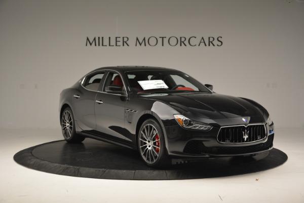 New 2017 Maserati Ghibli S Q4 for sale Sold at Aston Martin of Greenwich in Greenwich CT 06830 11