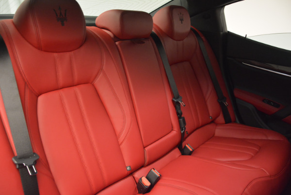 New 2017 Maserati Ghibli S Q4 for sale Sold at Aston Martin of Greenwich in Greenwich CT 06830 26