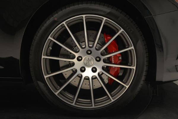 New 2017 Maserati Ghibli S Q4 for sale Sold at Aston Martin of Greenwich in Greenwich CT 06830 27