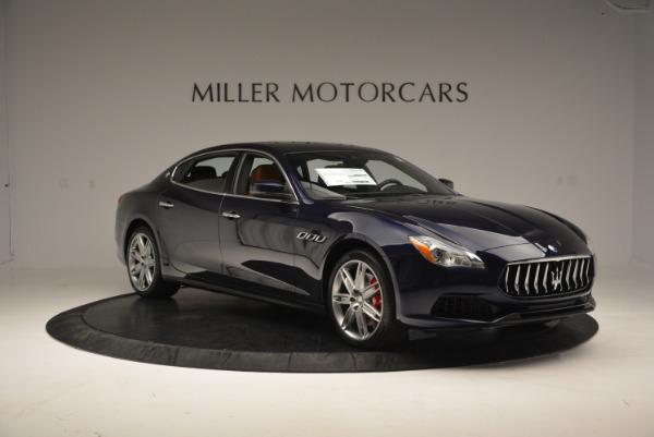 New 2017 Maserati Quattroporte S Q4 for sale Sold at Aston Martin of Greenwich in Greenwich CT 06830 11