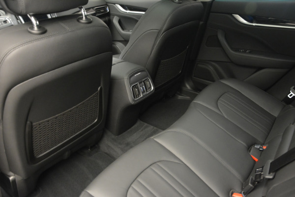 New 2017 Maserati Levante 350hp for sale Sold at Aston Martin of Greenwich in Greenwich CT 06830 16