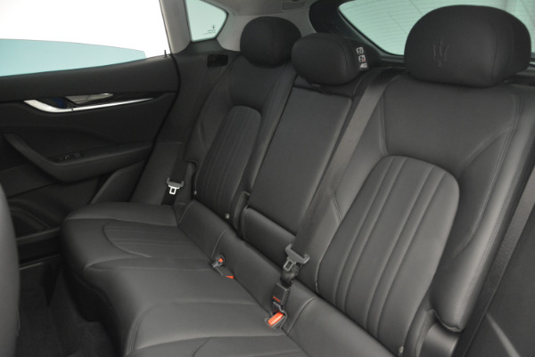 New 2017 Maserati Levante 350hp for sale Sold at Aston Martin of Greenwich in Greenwich CT 06830 18