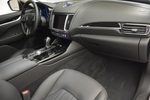 New 2017 Maserati Levante 350hp for sale Sold at Aston Martin of Greenwich in Greenwich CT 06830 19