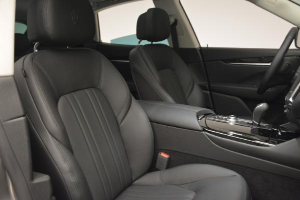New 2017 Maserati Levante 350hp for sale Sold at Aston Martin of Greenwich in Greenwich CT 06830 21