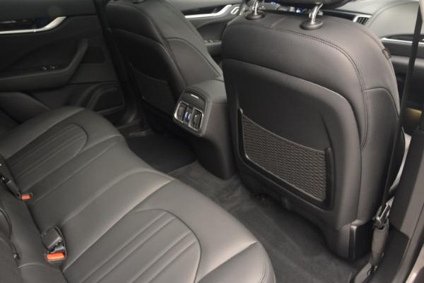 New 2017 Maserati Levante 350hp for sale Sold at Aston Martin of Greenwich in Greenwich CT 06830 22