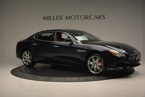 New 2017 Maserati Quattroporte S Q4 for sale Sold at Aston Martin of Greenwich in Greenwich CT 06830 10