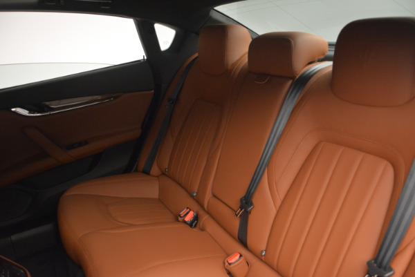New 2017 Maserati Quattroporte S Q4 for sale Sold at Aston Martin of Greenwich in Greenwich CT 06830 18