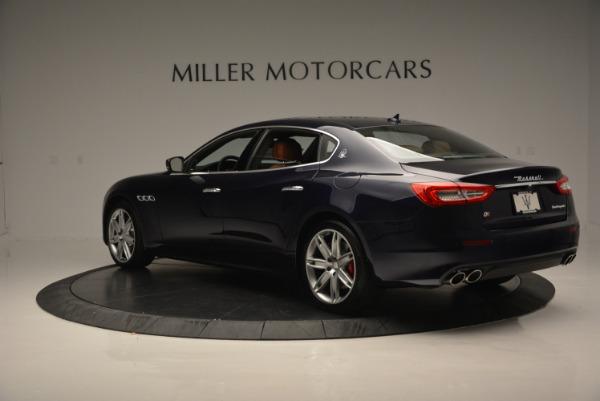 New 2017 Maserati Quattroporte S Q4 for sale Sold at Aston Martin of Greenwich in Greenwich CT 06830 5
