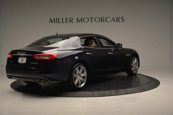 New 2017 Maserati Quattroporte S Q4 for sale Sold at Aston Martin of Greenwich in Greenwich CT 06830 7