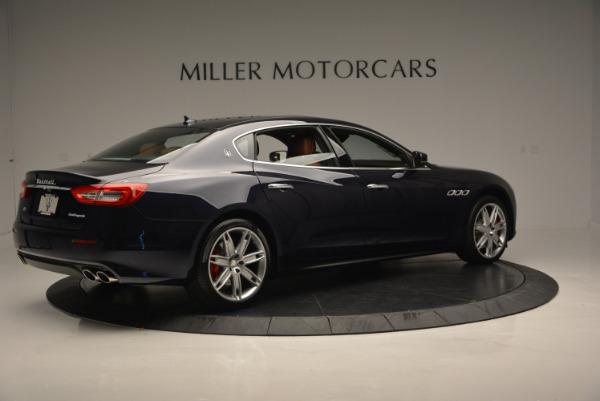 New 2017 Maserati Quattroporte S Q4 for sale Sold at Aston Martin of Greenwich in Greenwich CT 06830 8