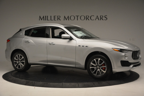 New 2017 Maserati Levante 350hp for sale Sold at Aston Martin of Greenwich in Greenwich CT 06830 10