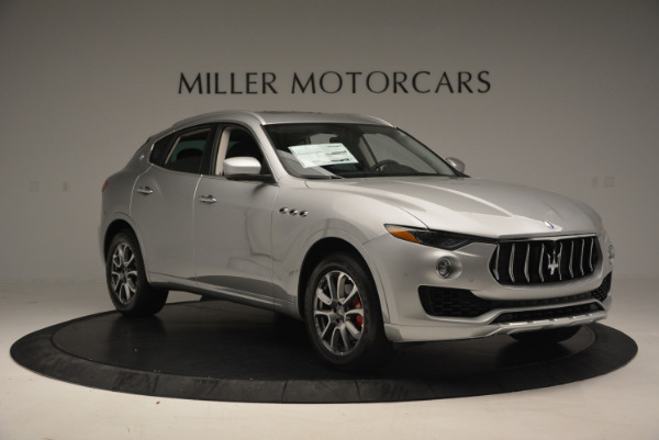New 2017 Maserati Levante 350hp for sale Sold at Aston Martin of Greenwich in Greenwich CT 06830 11