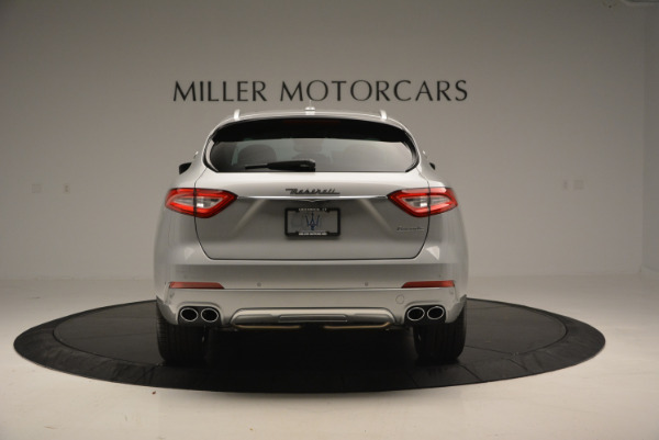 New 2017 Maserati Levante 350hp for sale Sold at Aston Martin of Greenwich in Greenwich CT 06830 6
